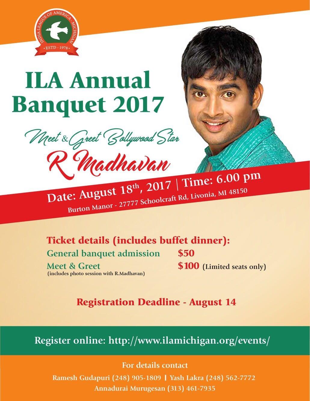 ILA Banquet