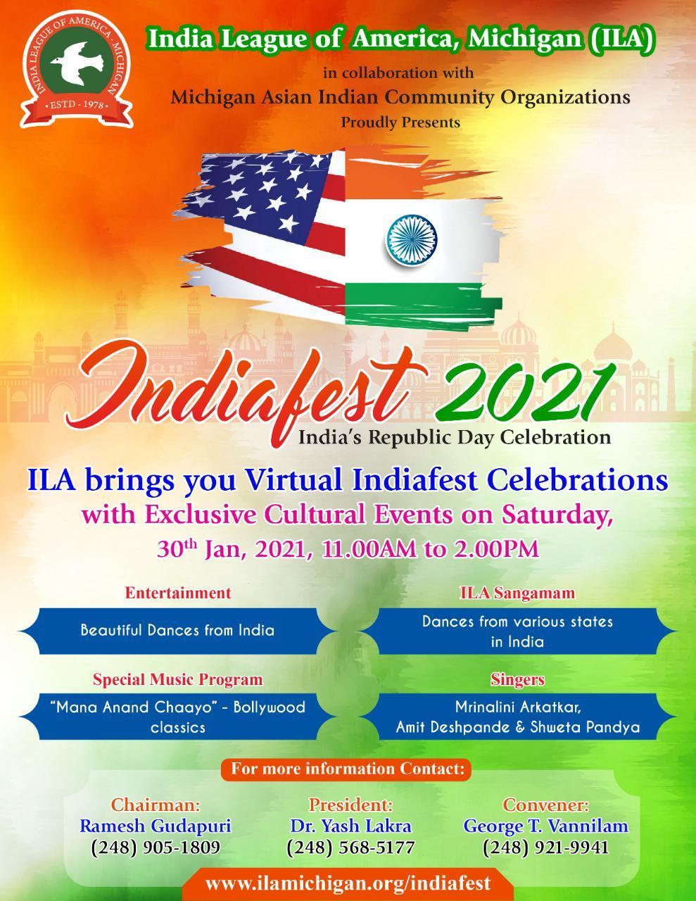 India Fest 2021